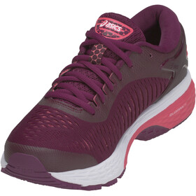 asics Gel-Kayano 25 Shoes Women Roselle/Pink Cameo